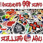 100 RANDOM Vinyl Decal Stickers Vintage Skateboard Laptop