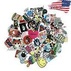 100 Skateboard Stickers bomb Vintage Hype Laptop Luggage
