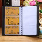 120 Cards Business Name ID Credit Holder Book Case Keeper