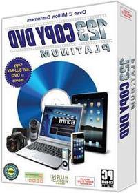 123 Copy DVD Platinum