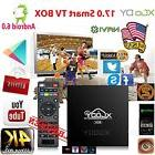 XGODY Newest 17.0 S905X Android 6.0 TV BOX X96 4K Movies