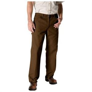 Dickies Men's Relaxed Fit Duck Jean, Brown, 30x30