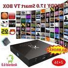 XGODY 2+16GB Android 6.0 Latest 17.0 Smart TV BOX S905X Quad