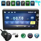 "7"" 2 Din Multimedia HD Car Stereo Radio 2 DIN Bluetooth"