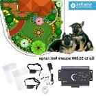 2 Dogs Underground Shock Audio Collar Dog Training Pet safe