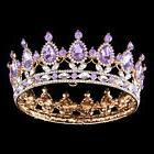 2'' Prom Queen Princess Crystal Tiaras Wedding Bridal