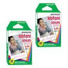 20 Prints Fuji Instax Mini Instant Film f/ Model 7 7s 8 25