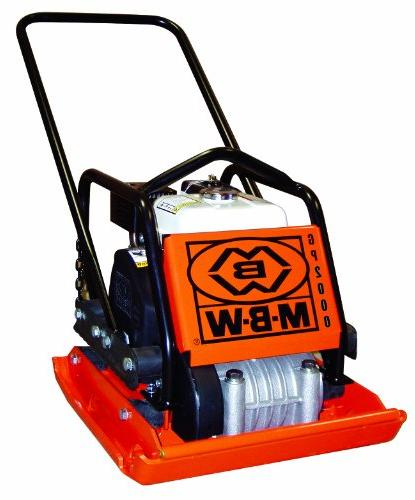 MBW 2000GR Vibratory Plates 2000 Series with Robin EX13