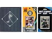 C & I Collectables 2010ASTSC MLB Oakland Athletics Licensed