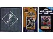 C & I Collectables 2010BREWERSTSC MLB Milwaukee Brewers