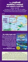 2011 Bahamas & Caribbean Color WAC Scale VFR Charts,