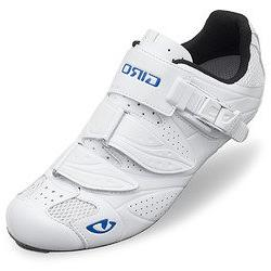 Giro Women's Espada Road Shoe White/Blue 37.7