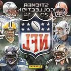 2014 Panini NFL Football Sticker box