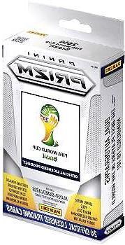 2014 Panini Prizm Fifa World Cup Brazil Card Hanger Box