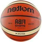 2016 Molten GM5X FIBA Approved Indoor/Outdoor Basketball