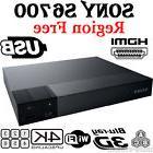 NEW Sony S6700 Region Free DVD & BD ZONE ABC Blu-Ray Disc