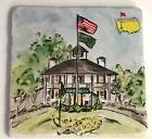 2017 Masters Drink Coaster stone Augusta National Golf
