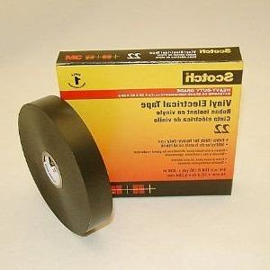 3M Scotch 22 Heavy-Duty Vinyl Electrical Tape, 0 to 80