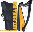 DEURA 22 STRINGS LEVERS HARP + BAG Irish Celtic Style