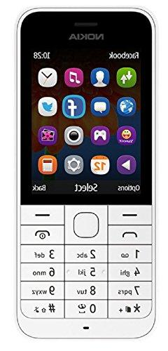 Nokia 220 RM-971 Unlocked Cell Phone with 2MP Camera