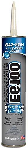 252031 6 Pack 10.2 oz. E-6100 Industrial Strength Adhesives