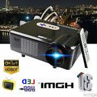 260'' Multimedia 3000 Lumens HD LED Projector Home Theater