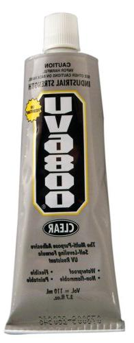 Eclectic Products 260011 3.7 oz. UV-6800 UV Resistant