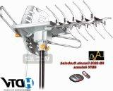 Lava Electronics HD-2605 UHF/VHF HDTV Antenna with Remote