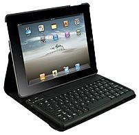 2Cool 2C-RTCK03-BK Detachable Bluetooth Keyboard Case for