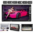 "7"" 2Din Car Stereo MP5 MP3 Player TouchScreen FM Radio USB"