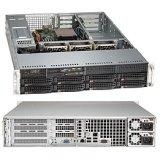 Supermicro 2U Rackmount Server Barebone System Components