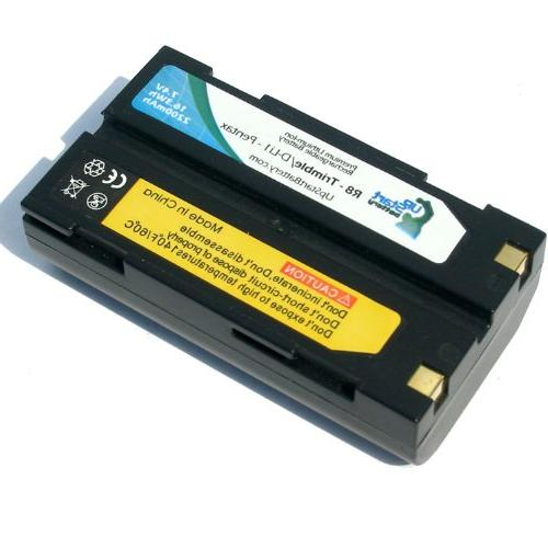 2x Pack - TR-R8 Trimble GPS Battery Replacement  -