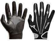 1 Pair  330286 Vintage Pro Large Black / White Adult Batting
