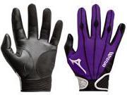 1 Pair Mizuno 330286 Vintage Pro XX-Large Purple Adult