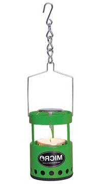 Uco 350377 Micro Candle Lantern - Green