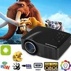 1080P HD 3D Home Cinema WIFI Android LCD LED Projector AV/HDMI/USB/SD Multimedia