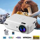 7000Lumens 1080P HD LED Projector Multimedia Home Theater