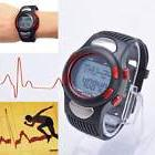 3D Pulse Heart Rate Monitor Calories Counter Pedometer Sport