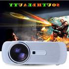 3000 Lumens HD 1080P 3LED LCD 3D VGA HDMI TV PC SD Home