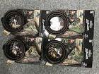 4 MasterLock Python Locks for Security Box, Camouflage
