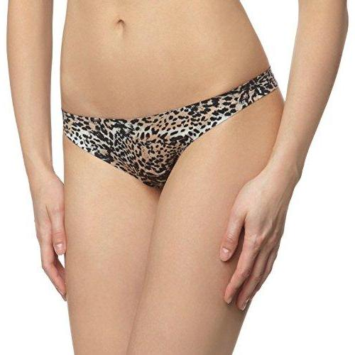 Maidenform 40149 Comfort Devotion Thong Size 6, Latte Lift
