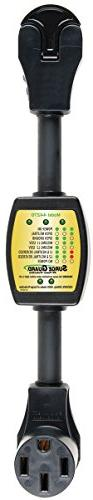 Technology Research 44270 Surge Guard 50 Amp Surge Protector