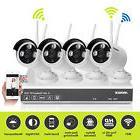 ANNKE 4CH Wireless Wifi 1280* 960P NVR Network Security