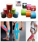 4Rolls 5CM x 5M Kinesiology Sports Muscles Care Elastic
