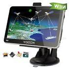 XGODY 5'' GPS Navigation Navigator 8GB SAT NAV All US Map
