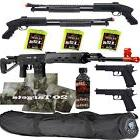 *5 Guns* ALL METAL SVD Airsoft Sniper Rifle 6mm & Shotguns