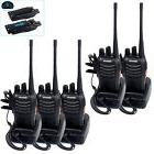 5× Retevis H-777 16CH Walkie Talkies CTCSS/DCS UHF  5W Two-