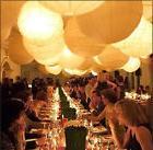 50 Led Ball Lamps Balloon Light for Paper Lantern Wedding