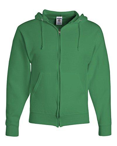 Jerzees 8 oz.; 50/50 NuBlend� Fleece Full-Zip Hood - DEEP