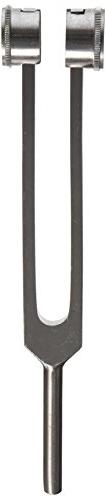 ADC 500128Q Tuning Fork w/Fixed Weight, 128 cps